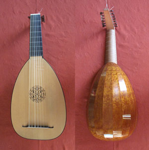 Tomlinson Lute